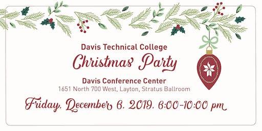 Davis Tech Employee Christmas Party 2019