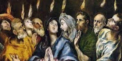 Pentecost Sunday Mass