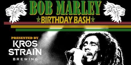 Bob Marley Birthday Bash tickets