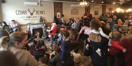 Cedar Bean's 2nd Annual Storytime with Santa! tickets