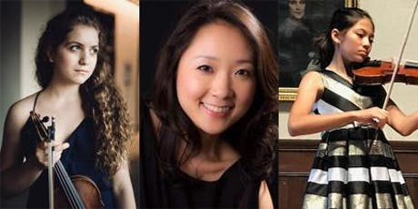 Young Artist Series - Cedar-Rose Newman & Akiko Chiba with Sabrina Lee tickets