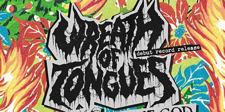 Wreath of Tongues Record Release tickets