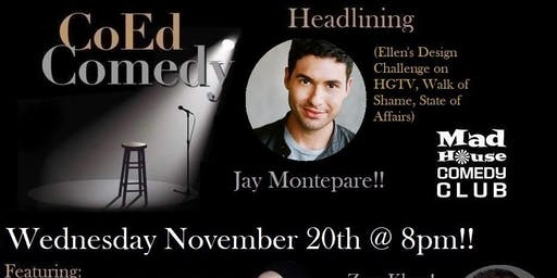 Free Comedy in San Diego 11/20!