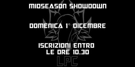 Midseason Showdown Cosenza tickets