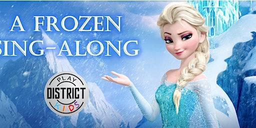 A Frozen Sing-Along