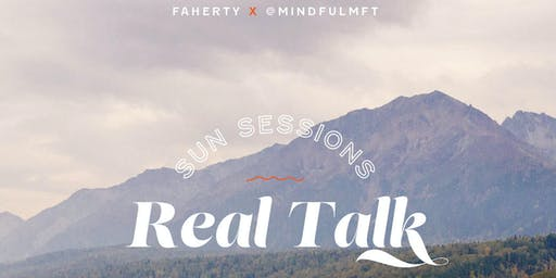 Faherty x MindfulMFT: Real Talk with Vienna Pharaon