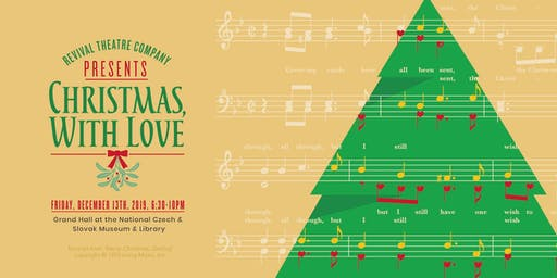 Christmas With Love, 3rd Annual Fundraiser