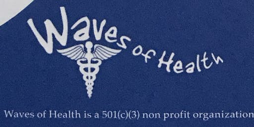 Holiday Celebration benefiting Waves of Health!