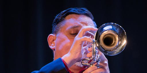 Trumpeter Rex Richardson and Big Band