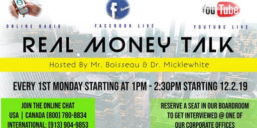 Real Money Talk Conference