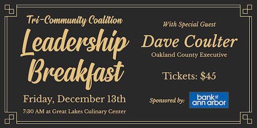 2019 TCC Leadership Breakfast