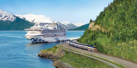 Alaska Cruise Tour June 2020  Information Session tickets