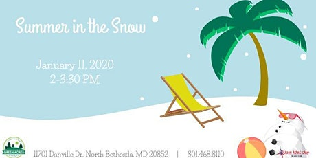 Green Acres Summer Camp Fair - Summer in the Snow tickets