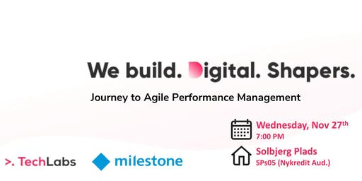 Journey to Agile Performance Management - Milestone Systems