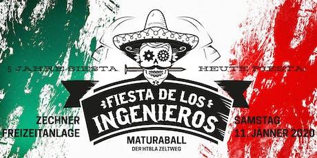 Maturaball der HTBLA Zeltweg | FIESTA DE LOS INGENIEROS Tickets