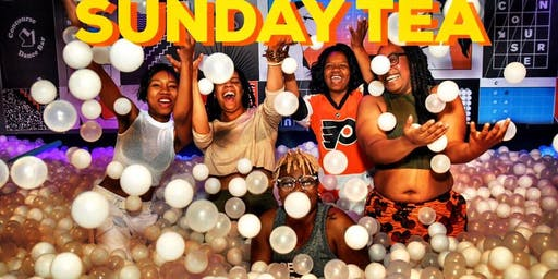 Sunday Tea: A Pop-Up Queer Day Party