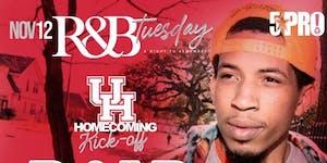 R&B Tuesdays at GHOST BAR