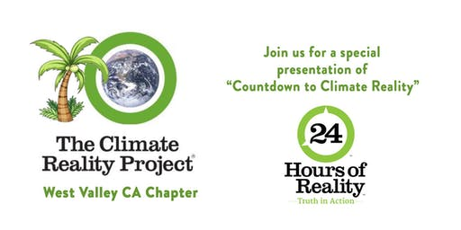 """""""Countdown to Climate Reality"""""""