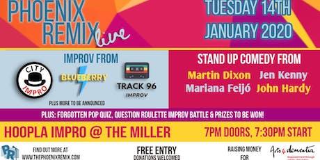 The Phoenix Remix Live! tickets