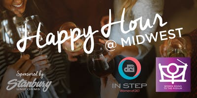 Happy Hour @ Midwest - sponsored by Stanbury