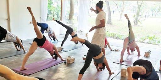300-hour Advanced Teacher Training Course Yoga & Tea Session (2020 INTAKE)