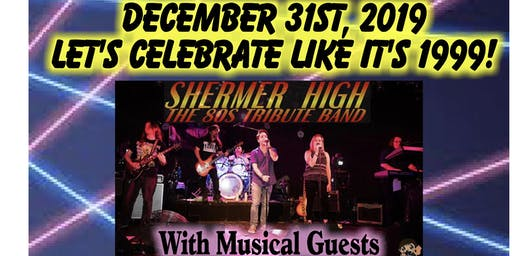 The Last Resort NYE PARTY with Shermer High