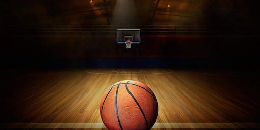 Baseketball Clinic-Winter 2020 Kindergarten - 2nd grade COED
