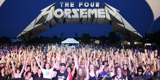 Four Horsemen - Tribute to Metallica
