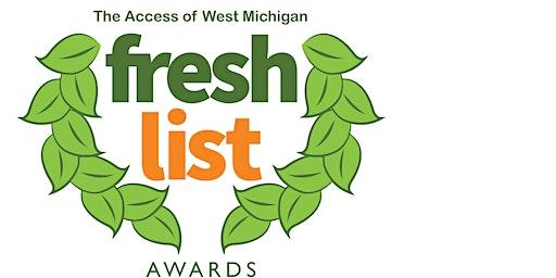 Freshlist Awards Celebration by Access of West Michigan
