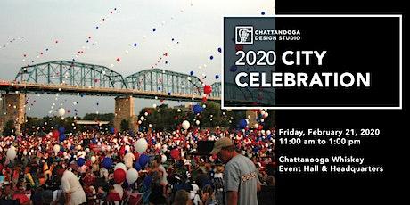 Chattanooga Design Studio's City Celebration Lunch tickets