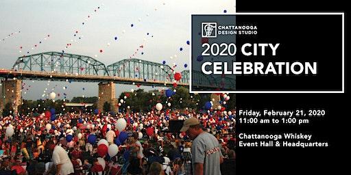 Chattanooga Design Studio's City Celebration Lunch