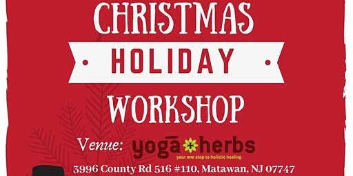 Christmas Holiday Workshop for Kids