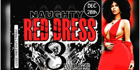 The Naughty Red Dress Evening Affair tickets