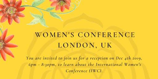 Women's Conference - London, UK