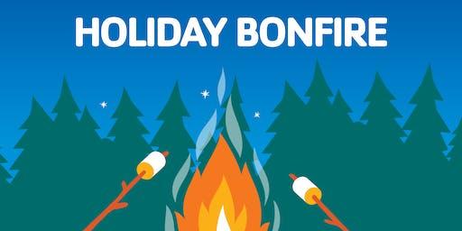 YMCA Holiday Bonfire