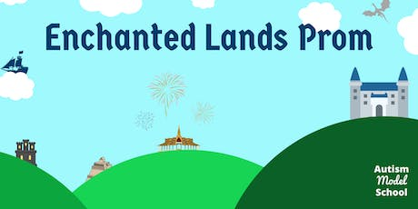 Enchanted Lands Prom tickets