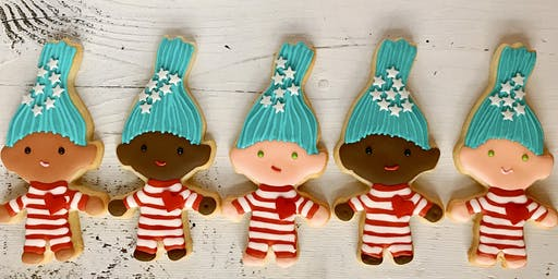 Winter Wonderland Give Back Cookie Decorating Workshop for Kids & Adults