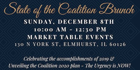 State of the Coalition Brunch tickets