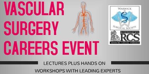 Vascular Surgery Careers Event - Warwick Medical School