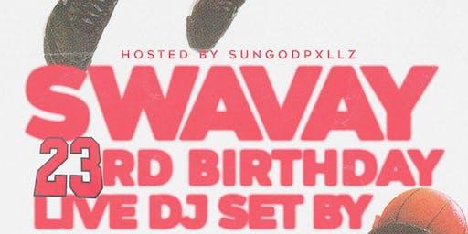 SwaVay 23rd Birthday