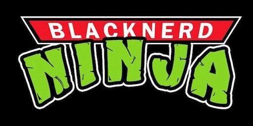 BlackNerdNinja Pop-up Shop