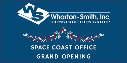 Wharton-Smith Space Coast Office Grand Opening