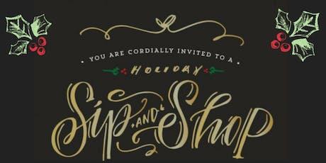 Sip Shop & Sparkle tickets