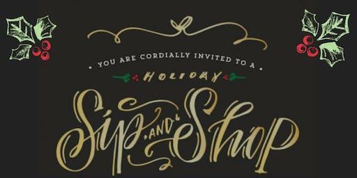 Sip Shop & Sparkle