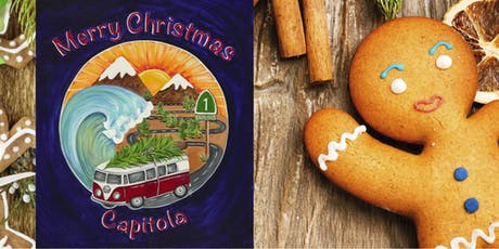 Capitola Village Holiday Cookie Walk tickets