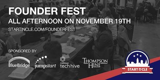 StartInCLE Founder Fest 2019