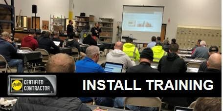 Pella Certified Contractor Install Training, December 2019