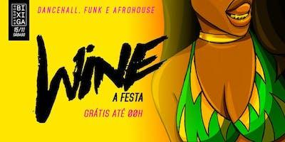 15/11 - FERIADO | WINE, A FESTA NO ESTÚDIO BIXIGA