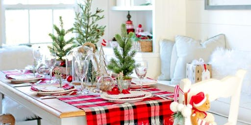 Bartow County Master Gardeners Christmas/Volunteer Appreciation Dinner
