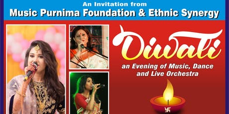 Diwali : An Evening of Music, Dance and Live Orchestra tickets